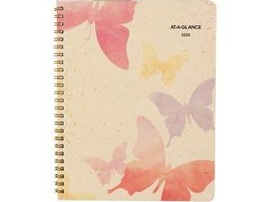 At-A-Glance Watercolors Weekly/Monthly Planner (791905g)