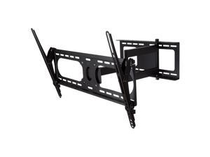 Swift Mount SWIFT650-AP Multi Position TV Wall Mount for 37-inch to 80-inch TVs,Black