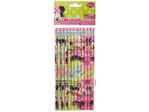 Disney Minnie Bowtique 12pk Pencils