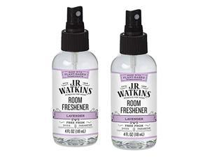 J.R. Watkins Room Freshener Lavender - 4 fl oz - Pack of 2