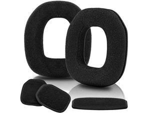 A50 Ear Pads Headband Compatible with Astro A50 a50 Gen 3 Gen 4 Gaming Headset I Replacement Ear Cushions I Velour (Not Suitable for Astro A50 Gen 1 Gen 2)