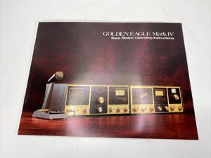 Browning Golden Eagle Mark IV Owners Manual Operating Instructions NEW OLD STOCK