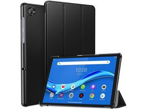 """Ztotop Case for Lenovo Tab M10 Plus10.3 Inch, Ultra Slim Lightweight Trifold Stand Cover with Auto Sleep/Wake for Lenovo Tab M10 Plus 10.3"""" FHD Android Tablet TB-X606F / TB-X606X, Black"""