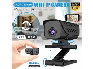 Outdoor Mini Hidden WIFI 1080P HD IP Camera Motion Sensor Wireless Baby monitor
