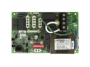 Raypak 004675F Pump Relay Printed Circuit Board