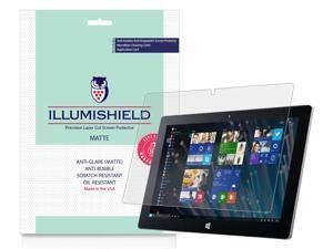 2x iLLumiShield Matte Anti-Glare Screen Protector Acer Chromebook 11 CB3-131