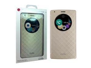 LG Quick Circle Ultra-Slim Hard Shell Battery Cover Snap On Folio Case For LG G4