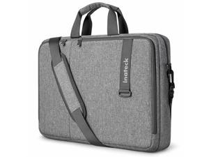 """360° Protection Laptop Sleeve 15.6"""" Shockproof Shoulder Bag"""