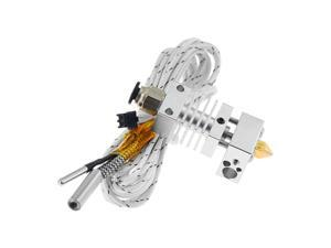Extruder Kits 0.4mm Nozzle J-head For Ender 3 CR-10 CR-10S 3D Printer 12V