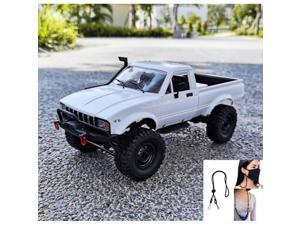 WPL C24 1/16 4WD Climber RC Car KIT Climbing Pickup Truck Kids Toy Kit