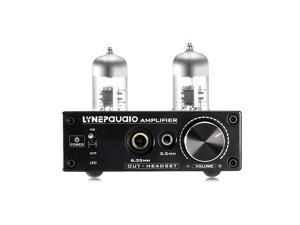 6J9 HiFi Vacuum Tube Power Headphone Amplifier USB ASIO Sound Card PreAmp