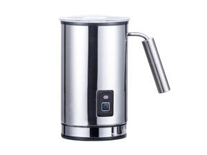 Electric Milk Frother  Stainless Steel Milk Steamer EU Plug