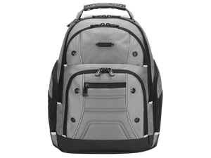 "Targus 17"" Drifter II Laptop Backpack Gray"