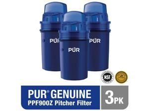 PUR Pitcher Water Filter Replacement Cartridge, 3 Pack PPF900Z3