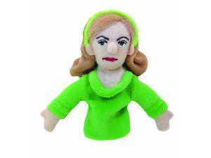 Plath Finger Puppet and Refrigerator Magnet For Kids and Adults