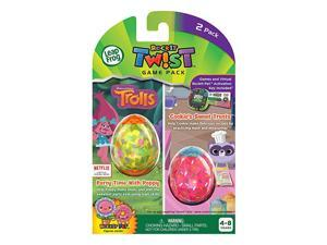 RockIt Twist Dual Game Pack Trolls Party Time With Poppy and Cookies Sweet Treats