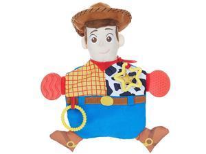 Baby Pixar Toy Story Woody Activity Teether Blanket