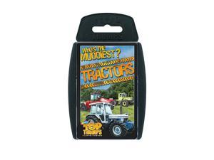 30 Best Tractors  Card Game