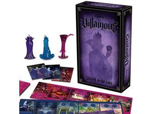 Disney Villainous Wicked to The Core Strategy Board Game for Age 10 amp Up StandAlone amp Expansion to The 2019 Toty Game of The Year Award Winner