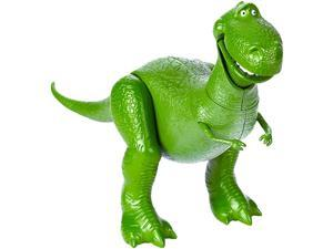 Disney Pixar  4 Woody Figure Rex Figure 78 in 1981 cm Tall Posable Character Figure for Kids 3 Years and Older  Exclusive
