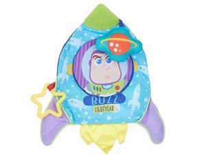 Baby Pixar Toy Story Buzz Lightyear Activity Teether Blanket