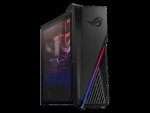 ASUS ROG Strix GA15DH Gaming and Entertainment Desktop PC (AMD Ryzen 5 3600X 6-Core, 16GB RAM, 256GB SATA SSD, NVIDIA GTX 1660 SUPER, Wifi, Bluetooth, 1xUSB 3.2, 1xHDMI, Win 10 Home)