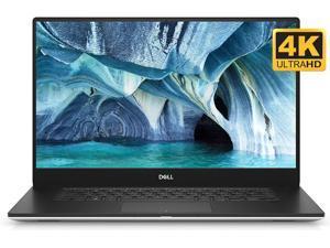 "Dell XPS 15 7590 Home and Business Laptop (Intel i7-9750H 6-Core, 32GB RAM, 1TB m.2 SATA SSD, 15.6"" 4K UHD (3840x2160), NVIDIA GTX 1650, Wifi, Bluetooth, 2xUSB 3.1, 1xHDMI, Win 10 Home)"