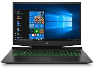 "HP Pavilion - 17-cd1085cl Home and Business Laptop (Intel i7-10750H 6-Core, 16GB RAM, 256GB PCIe SSD + 1TB  HDD, 17.3"" Full HD (1920x1080), NVIDIA GTX 1660 Ti Max-Q, Wifi, Bluetooth, Win 10 Pro)"