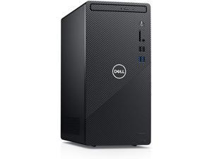 Dell Inspiron 3880 Home and Business Desktop Black (Intel i5-10400 6-Core, 16GB RAM, 256GB PCIe SSD + 1TB HDD (3.5), Intel UHD 630, Wifi, Bluetooth, 1xHDMI, SD Card, Win 10 Home)
