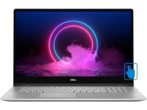 """Dell Inspiron 7791 Home and Business Laptop-2-in-1 (Intel i7-10510U 4-Core, 16GB RAM, 512GB SSD + 32GB Optane, 17.3"""" Touch  Full HD (1920x1080), NVIDIA MX250, Fingerprint, Wifi, Win 10 Home)"""