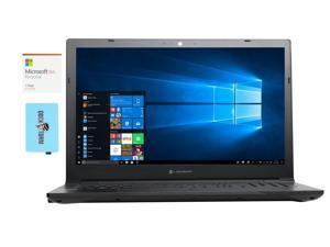 "Toshiba Dynabook Tecra A50-F Home and Business Laptop (Intel Celeron 4205U 2-Core, 8GB RAM, 128GB m.2 SATA SSD, 15.6"" Full HD (1920x1080), Intel HD 610, Win 10 Pro) with Microsoft 365 Personal , Hub"