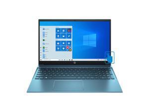 "HP Pavilion - 15-eg Teal Home & Business Laptop (Intel i7-1165G7 4-Core, 16GB RAM, 512GB PCIe SSD, 15.6"" Touch  Full HD (1920x1080), Intel Iris Xe, Fingerprint, Wifi, Bluetooth, Win 10 Pro)"