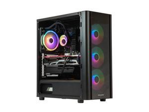 Velztorm Archux Gaming & Entertainment Desktop PC Black (AMD Ryzen 7 3700X 8-Core, 32GB RAM, 2TB SATA SSD, RX 6800 XT, 4xUSB 3.1, 1xUSB 3.0, 2xHDMI, 2 Display Port (DP), Win 10 Home)