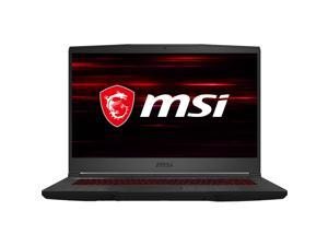 "MSI GF65 THIN 9SEXR-250 Gaming and Entertainment Laptop (Intel i7-9750H 6-Core, 64GB RAM, 1TB m.2 SATA SSD, 15.6"" Full HD (1920x1080), NVIDIA RTX 2060, Wifi, Bluetooth, Webcam, 2xUSB 3.1, Win 10 Pro)"