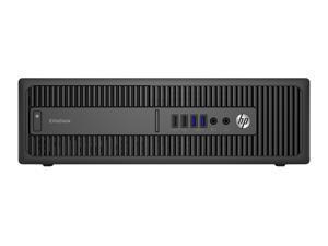 HP Elitedesk 800 G1 SFF Intel Core i5 3.3 GHz 4GB Ram 500GB W10P