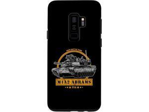 Galaxy S9+ M1a2 Abrams Tank Case