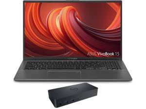 "ASUS Vivobook Home & Business Laptop (Intel i7-1065G7 4-Core, 12GB RAM, 256GB PCIe SSD + 1TB  HDD, 15.6"" Full HD (1920x1080), Intel HD 6000, Wifi, Bluetooth, Webcam, 1xUSB 3.0, Win 10 Home)"