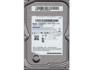 HD502HJ, HD502HJ, REV A, Samsung 500GB SATA 3.5 Hard Drive