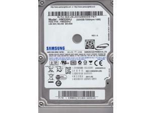 HM320HJ, HM320HJ, Rev A, Samsung 320GB SATA 2.5 Hard Drive