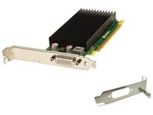 HP 700578-001 NVIDIA Quadro NVS 300 PCIe 2.0 x16 graphics card - With 512MB DDR SDRAM memory