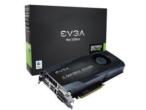 eVGA 02G-P4-3682-KR VDO 2048MB GTX680 for Mac