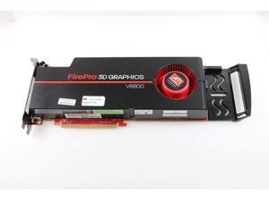HP 608889-001 ATI FirePro V8800 2GB PCI-e graphics card