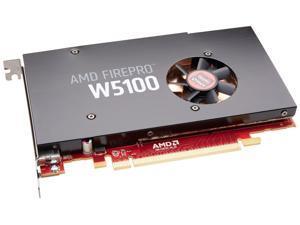 ATI AMD FirePro W5100 4GB GDDR5 4DisplayPorts PCI-Express Workstation Video Card 100-505974