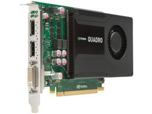 HP Quadro K2000 Graphic Card - 2 GB GDDR5 SDRAM - PCI Express 2.0 x16