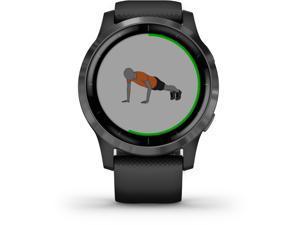 Garmin VIVOACTIVE 4 Smartwatch BLACK