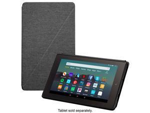 Amazon Fire 7 Tablet Case, 2019, Charcoal Black