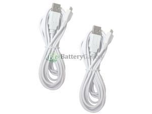 2 USB 10FT Micro Charger Cable for Android  Galaxy S5 S6/Edge/Core Prime