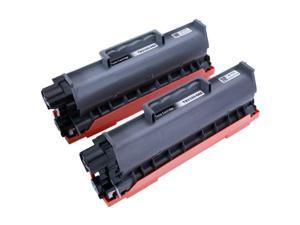 2 PK High-Yield TN660 Toner Compble TN630 For Brother DCP-L2540DW Lots Black
