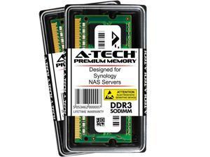 Synology RAM1600DDR3L-8GBx2   Equivalent 16GB DDR3 1600 SO-DIMM Memory RAM