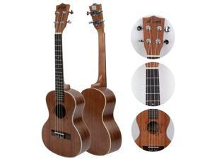 "New Exquisite Sapele 26"" Tenor Practice Hawaiian Instrument Ukulele"